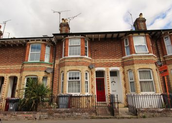 Thumbnail 3 bed terraced house to rent in Swainstone Road, Reading