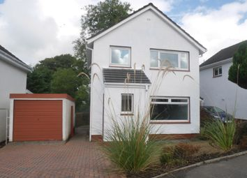 Thumbnail 3 bed detached house for sale in Glen Shee Avenue, Neilston