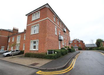 Thumbnail 2 bed flat for sale in Trent Close, Stone, Staffordshire