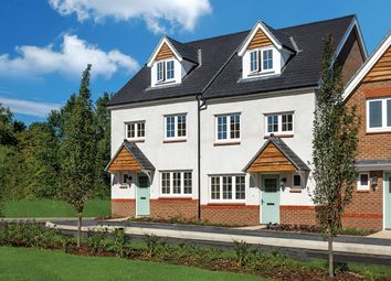 Thumbnail 4 bed semi-detached house for sale in Wilton Hill, The Avenue, Wilton, Wiltshire