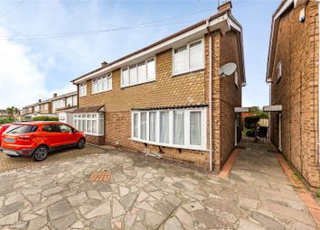 Thumbnail 4 bed semi-detached house for sale in Fulmar Road, Hornchurch