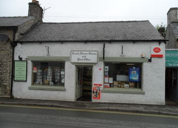 Thumbnail Retail premises for sale in How Lane, Castleton, Derbyshire