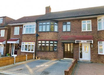 Thumbnail 3 bed terraced house to rent in Halidon Rise, Harold Wood, Romford