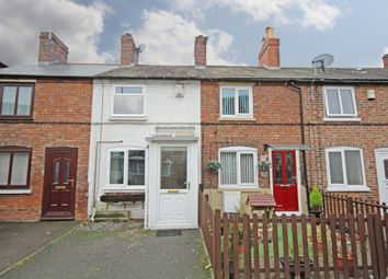 Thumbnail 2 bed terraced house to rent in Hill Street, Stapenhill, Burton-On-Trent