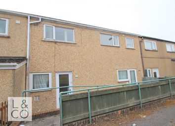Thumbnail 3 bed end terrace house to rent in Heol Ganol, Brynmawr, Ebbw Vale