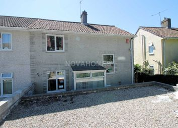 Thumbnail 3 bed semi-detached house for sale in Little Dock Lane, Honicknowle, Plymouth