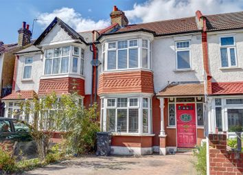 Thumbnail 3 bed terraced house for sale in Strathyre Avenue, London