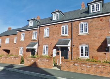 Thumbnail 3 bed town house for sale in Wilkinson Road, Kempston, Bedford