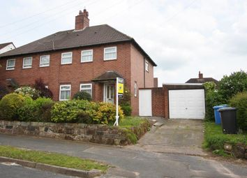 Thumbnail 3 bed semi-detached house to rent in Waverley Avenue, Appleton, Warrington