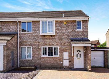 Thumbnail Semi-detached house for sale in Cerimon Gate, Stoke Gifford, Bristol