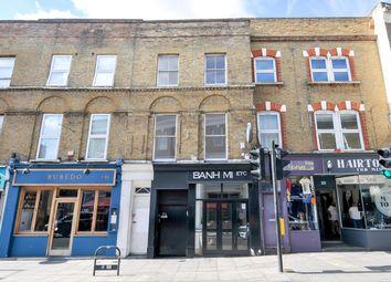 Thumbnail 2 bed flat for sale in Stoke Newington Church Street, London