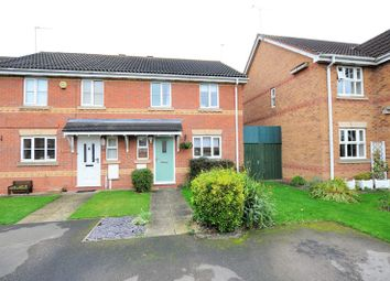 Thumbnail 3 bed semi-detached house for sale in Maple Way, Branston, Burton-On-Trent