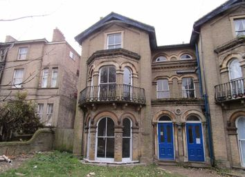 Thumbnail 1 bed flat to rent in Yarmouth Road, Lowestoft