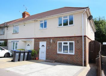 Thumbnail 2 bed flat to rent in Grinstead Lane, Lancing