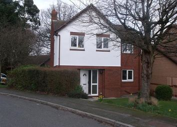 Thumbnail 4 bed detached house to rent in Vine Road, Great Sutton, Ellesmere Port