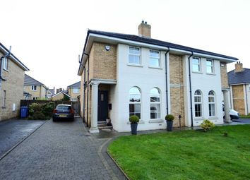 Thumbnail 3 bedroom semi-detached house for sale in Knights Green, Castlereagh, Belfast