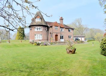 Thumbnail 4 bed detached house for sale in Staplecross, Robertsbridge