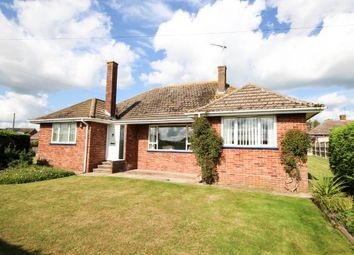Thumbnail 4 bed detached bungalow for sale in Belstead Avenue, Caister-On-Sea, Great Yarmouth