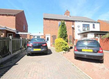 Thumbnail 3 bed semi-detached house for sale in Palmers Avenue, Pontefract, West Yorkshire
