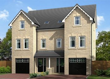 "Thumbnail 4 bed detached house for sale in ""The Jedburgh"" at Old Mill Dam Lane, Queensbury, Bradford"