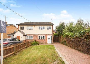 Thumbnail 3 bedroom semi-detached house to rent in Blunts Hall Road, Witham
