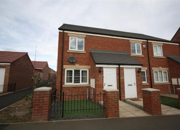 Thumbnail 2 bed property for sale in Kensington Way, Newfield, Chester Le Street