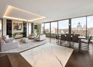 Thumbnail 5 bed flat for sale in Cheval House, 30 Montpelier Walk, London
