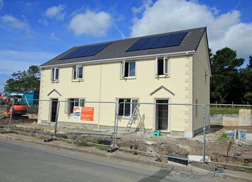 Thumbnail 3 bedroom semi-detached house for sale in Eva Terrace, Ferryside, Carmarthenshire