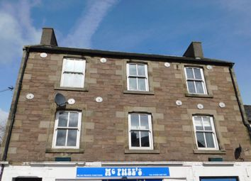 Thumbnail 3 bed flat to rent in Wellgatehead, Lanark