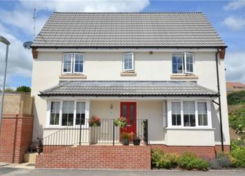 Thumbnail 3 bed detached house for sale in Crocker Way, Wincanton, Somerset