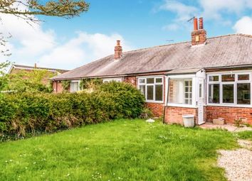 Thumbnail 2 bed bungalow for sale in Church Lane, Moor Monkton, York, North Yorkshire
