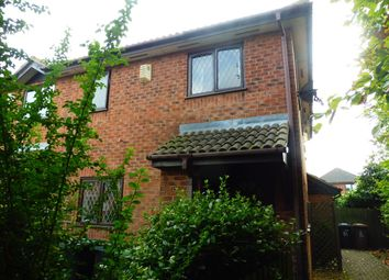 Thumbnail 1 bedroom property for sale in Wasdale Gardens, Gunthorpe, Peterborough