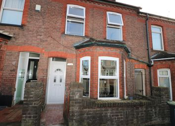 Thumbnail 3 bed terraced house to rent in Talbot Road, Luton
