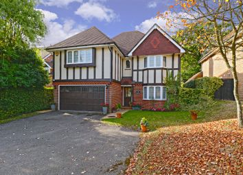 5 bed detached house for sale in Tauber Close, Elstree, Borehamwood WD6