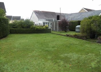 Thumbnail 3 bed semi-detached bungalow for sale in Bethesda Road, Tumble, Llanelli