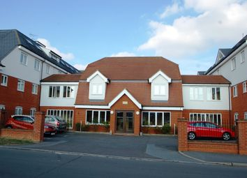 Thumbnail 2 bed flat for sale in Rectory Road, Tiptree, Colchester