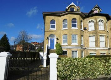 Thumbnail 3 bed maisonette for sale in Godwyne Court, Godwyne Road, Dover