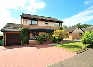 Thumbnail 4 bed detached house for sale in Harvest Drive, Motherwell