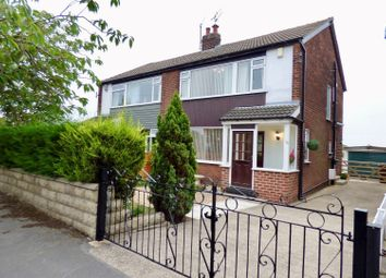 Thumbnail 3 bed semi-detached house for sale in Nook Road, Scholes