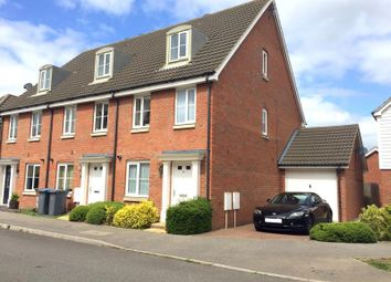 Thumbnail 3 bedroom town house to rent in Thomas Crescent, Kesgrave, Ipswich