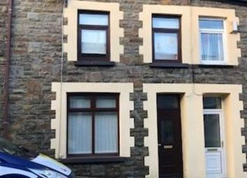 Thumbnail 4 bed terraced house to rent in Elm Street, Ferndale, Ferndale