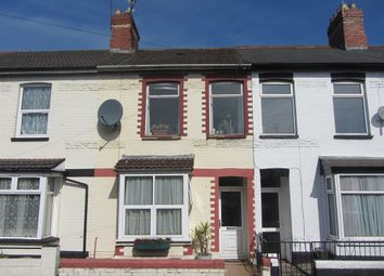 Thumbnail 3 bedroom terraced house for sale in Maitland Place, Grangetown, Cardiff