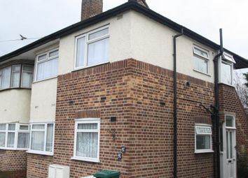 Thumbnail 2 bed flat to rent in Tomswood Hill, Chigwell