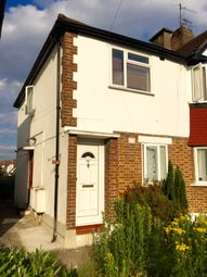 Thumbnail 2 bed maisonette to rent in Cardrew Close, North Finchley