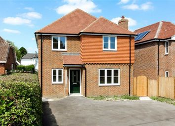 Thumbnail 4 bed detached house for sale in Haslemere Road, Liphook, Hampshire