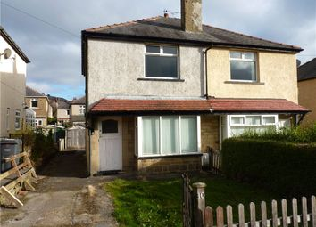Thumbnail 2 Bed Semi Detached House For Sale In Grange Grove Riddlesden Keighley