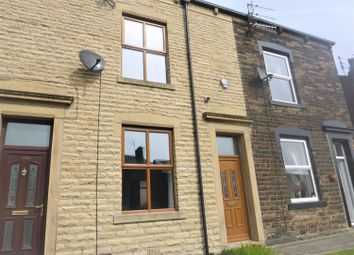 Thumbnail 3 bedroom terraced house to rent in Featherstall Road, Littleborough