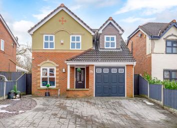 Thumbnail 3 bed detached house for sale in Tatham Grove, Winstanley, Wigan