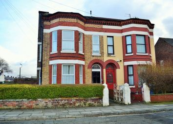 Thumbnail 6 bed semi-detached house for sale in Worcester Avenue, Old Swan, Liverpool