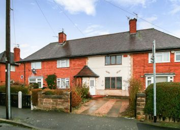 Thumbnail 2 bed terraced house for sale in Harmston Rise, Nottingham